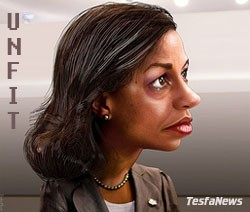 Susan Rice - Fool and Idiot