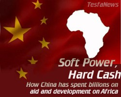 China by far is Eritrea's major development partner