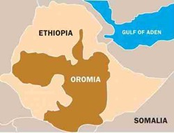 The Oromo community do not want independence but to be treated as citizens of the state