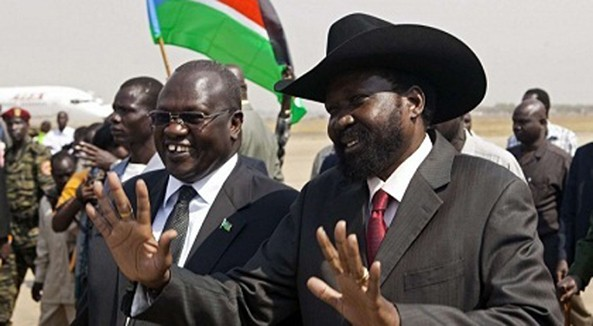 South Sudan leader set to meet rebel chief for peace talks