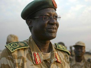 """Un-named neighboring country"" is arming the rebels"" - Gen. Paul-Malong Awan"