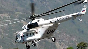 UN Helicopter Crashed 10km South of Bentiu. It seems that rebel leader Machar has no control over his rebel fighters and commanders calling into question his role in negotiations as leader of the rebels.