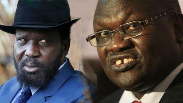 Machar should not be rewarded with position of first vice president