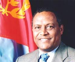 I categorically reject Ethiopia's continued attempt to link Eritrea with terrorist groups.