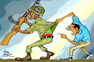 In the last 5 years, Ethiopia has been using IGAD as an extension of its Foreign Ministry