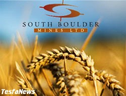 South Boulder Mines Provides Company Update