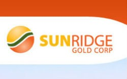 Next step for Sunridge: Completing the feasibility study then apply for a mining license