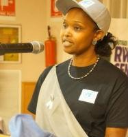 UN Resident/Humanitarian Coordinator, Ms. Christine N. Umutoni