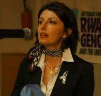 UNCHR Representative in Eritrea, Ms. Monica Sandri, delivering concluding remark