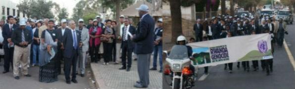 Walk-to-Remember Genocide - Asmara (07 April 2013)