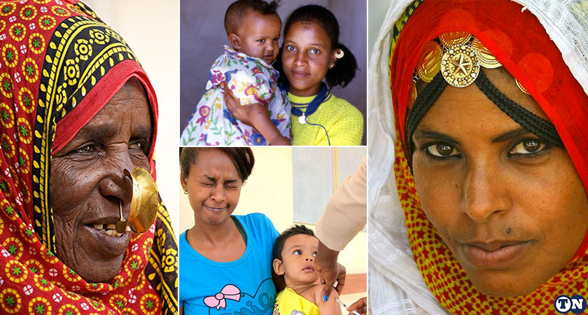 Happy Mother's Day Eritrea