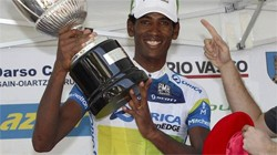 Another huge moment for African cycling, Daniel Teklehaimanot solos to victory in Prueba Villafranca