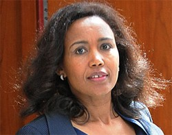 Her liutenants are being rounded up for corruption ... and it may be a matter of time before she joins them at Kaliti
