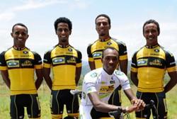 MTN Qhubeka p/b Samsung - Africa's first Professional Continental cycling team