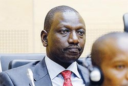 William Ruto hopeful the Hague will grant request on trial dates