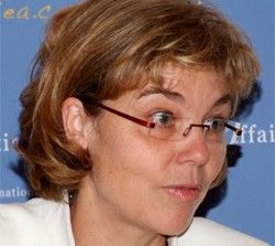 Dr. Mirjam van Reisen, the bigot that always fails trying to influence Eritrean politics