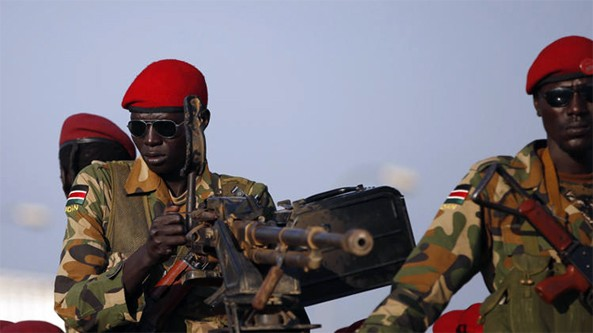 Armed gangs causing sleepless nights for Eritreans and Ethiopians in Juba