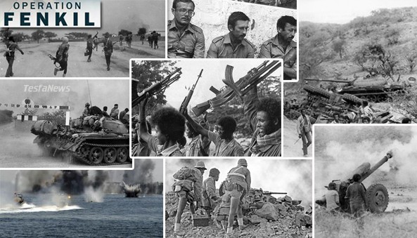 """Historic Step on the Long March to Freedom: """"Operation Fenkel 1988 – 1991"""""""