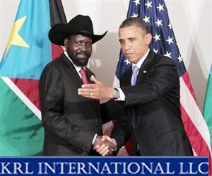U.S. Lobbying firms working to improve U.S. - South Sudan relation