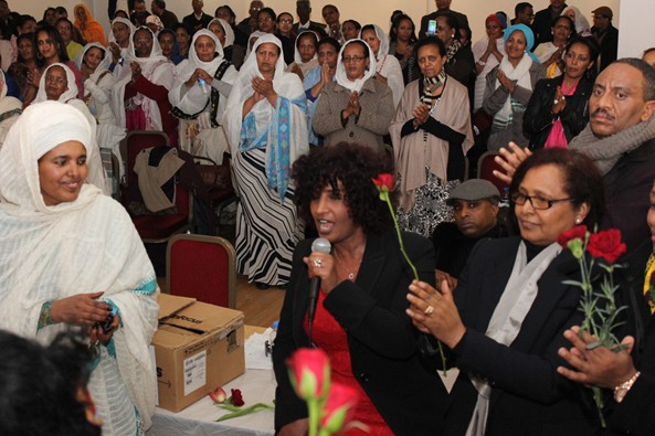 NUEW-UK Branch dedicating Women's Day (March 8) in the memory of the late Tegadalay Wuchu