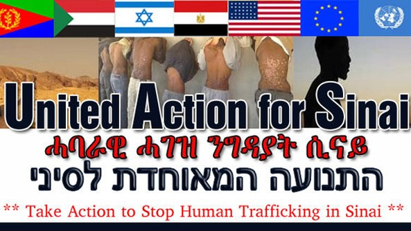 Eritrea continuously called on the UN to launch an independent investigation on Human Trafficking against Eritreans so as to bring to justice to the culpable parties. EU MEPs need to endorse that call to bring to an end Human Trafficking of Eritreans.