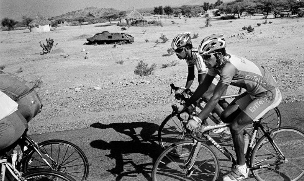 The sport that gives another face to the cycling-mad nation of Eritrea - Cycling