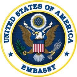 U.S. embassy in Addis Ababa