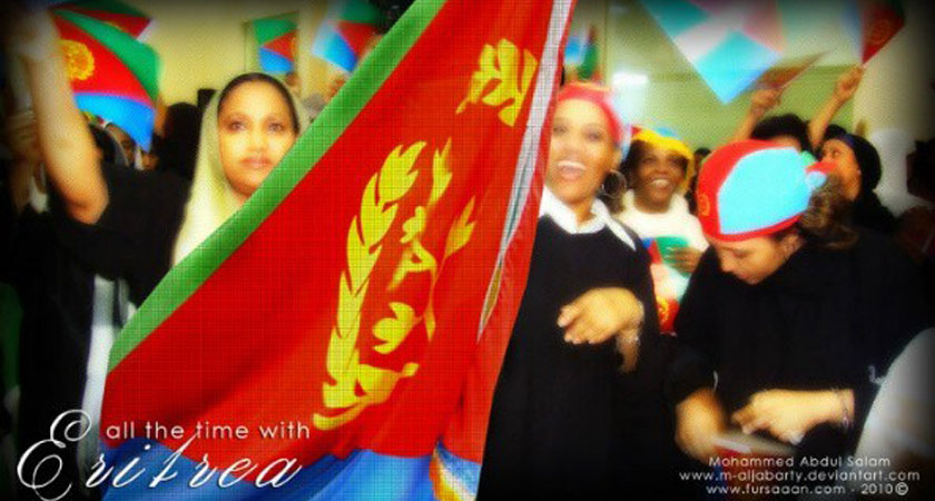 Praise and Congratulations for the Leaders and People of Eritrea