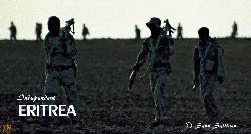 Eritrea's 30 Years Anniversary of Siri'Hit Commando