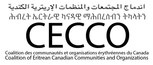 Representatives of the majority of Canadian Eritrean Communities across Canada (CECCO) set the record straight once and for all before the subcommittee on International Human Rights at the Canadian House of Commons in Ottawa