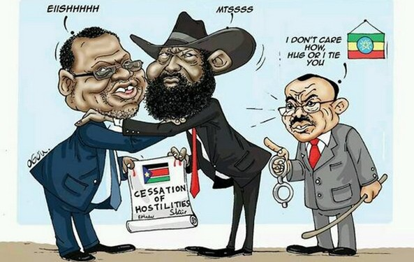 IGAD Imposed a Take it or Leave it Deal Over South Sudan Warring Parties