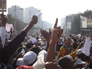 Ethiopian Muslim Protests is the only means that lead Ethiopians to the very gates of a post-TPLF rule