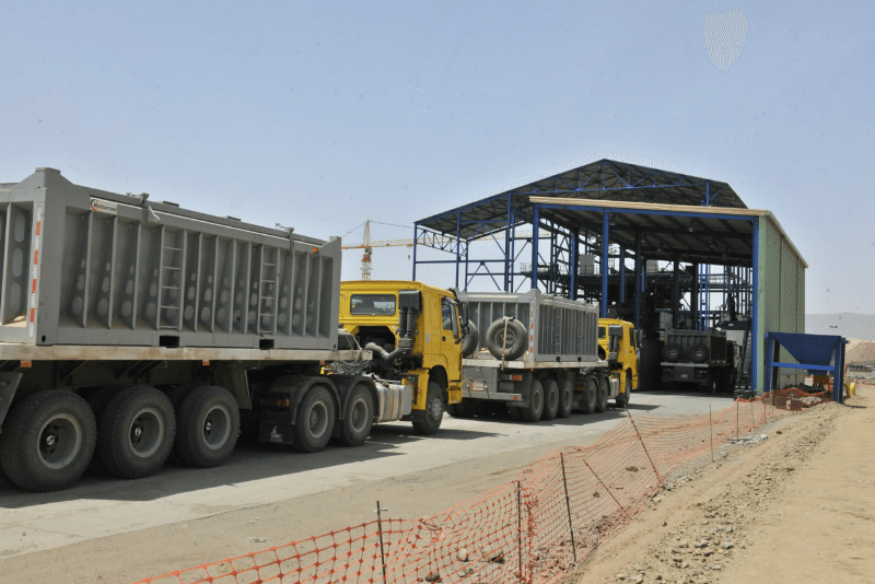 Eritrea needs a modern preventative maintenance program and training for its drivers, operators and technicians to help save tens of millions of dollars