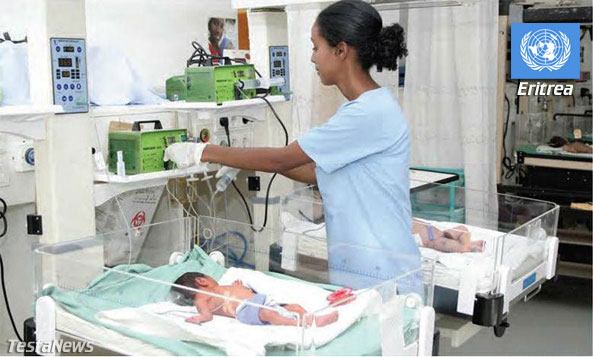 Eritrea to share the institutional and policy innovations that are driving progress on the health MDGs in Eritrea with the rest of the world through a side even on the margins of the 69th Session of the United Nations General Assembly