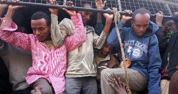 Tanzania Deports 253 Ethiopian Illegal Migrants: IOM