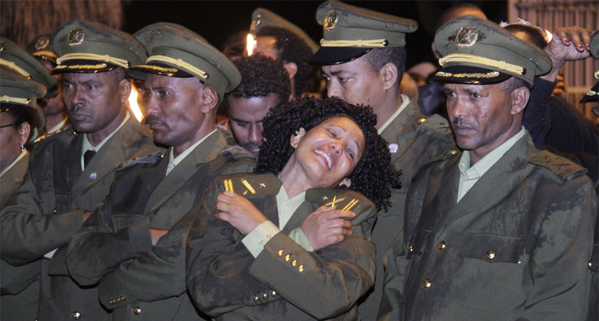 Ethiopia: Over 160 Army Generals, Commanders Fired