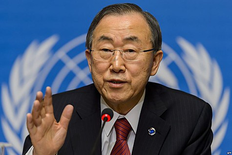 UN Chief Names New Somalia – Eritrea Monitors