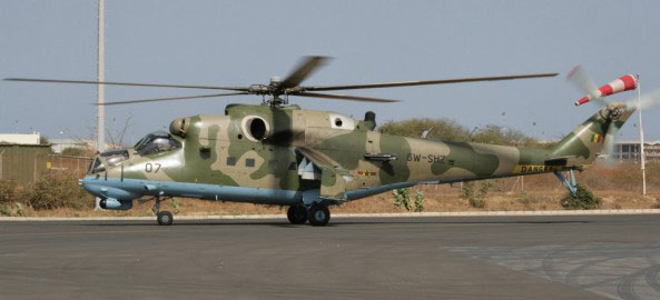 Ethiopia Admits Defection of Two MI-35 Helicopter Gunships to Eritrea (VIDEO)