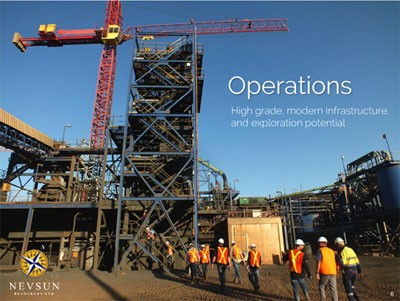 Nevsun Reports Power Supply Issue at Bisha Mine