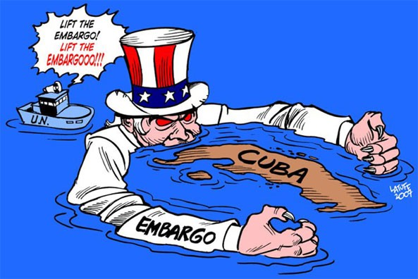 Moving Beyond Isolation and Sanctions to Dialogue and Engagement: From Cuba to Eritrea