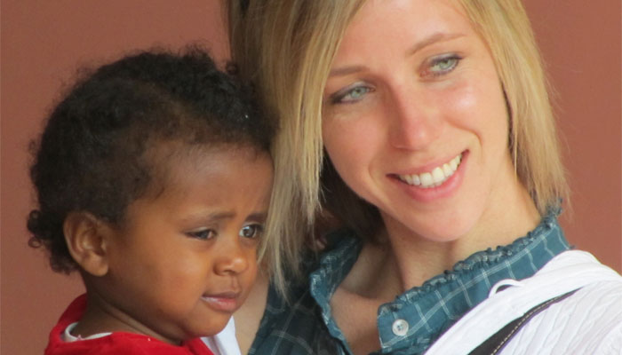 Adopted Ethiopian Children, Homeless in Seattle (Video)