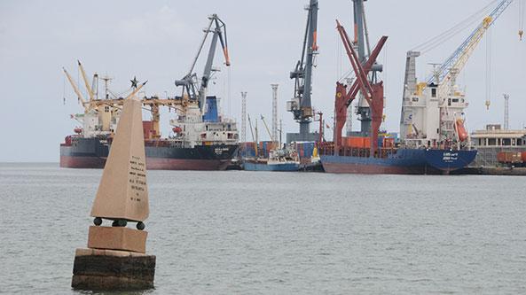 Eritrea's Ports and Ethiopia's Famine