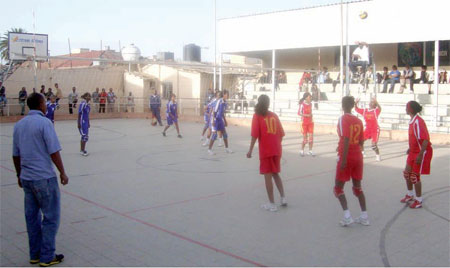 "Volleyball: Eritrea Launch ""African Dream Project"""