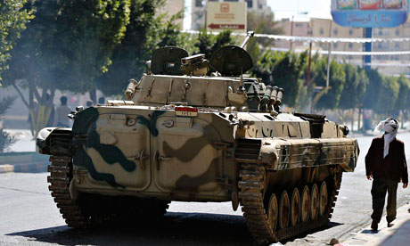"""Houthi Rebels Controlled State News Agency and TV Station in a """"Move Towards a Coup"""""""
