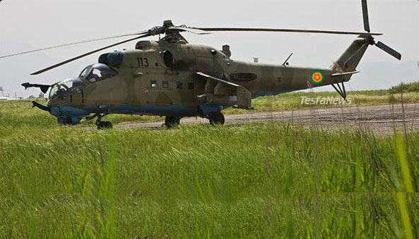 ESAT Established Contact With Defected Ethiopian Helicopter Pilots