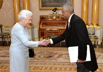 New Eritrea Ambassador Presents Credentials to Queen Elizabeth II