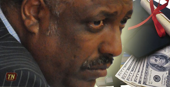 Ethiopian Parliament Speaker Exposed with Two Fake University Degrees