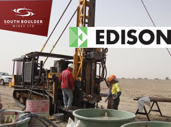 Edison Investment Research to start to review South Buolder Mines