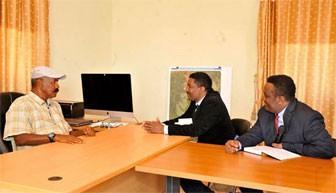 ESAT's Historic Journey to Eritrea