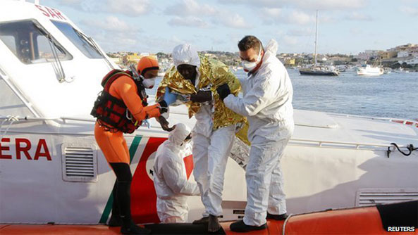 Over 300 African Migrants Drowned in New Mediterranean Tragedy: UN